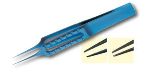 Flat Handle Forceps